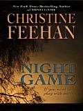 Night Game (Large Print) (Thorndike Romance)