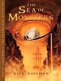 Sea Of Monsters Book 2