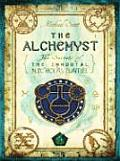 Literacy Bridge Young Adult #1: The Alchemyst the Secrets of the Immortal Nicholas Flamel