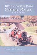 The Fairmount Park Motor Races, 1908-1911