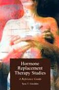 Hormone Replacement Therapy Studies: A Reference Guide