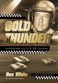 Gold Thunder: Autobiography of a NASCAR Champion