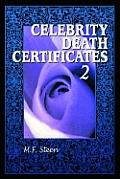 Celebrity Death Certificates 2