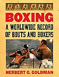 Boxing 4 Volume Set: A Worldwide Record of Bouts and Boxers Cover