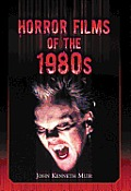 Horror Films of the 1980s Cover