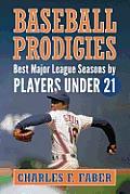 Baseball Prodigies: Best Major League Seasons by Players Under 21