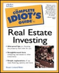 The complete idiot's guide to real estate investing