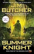 Summer Knight: Dresden Files
