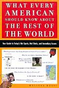 What Every American Should Know About the Rest of the World: Your Guide to Hot Spots, Hot Shots, and Incendiary Issues