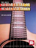 Guitar Chart of Scales and Modes