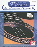 Mozart for Acoustic Guitar with CD Audio