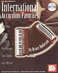 International Accordion Favorites Waltzes Polkas Tangos Hornpipes Two Steps & More with CD Audio