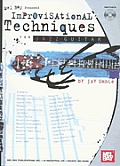Improvisational Techniques for Jazz Guitar [With CD]