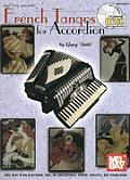 French Tangos for Accordion [With CD]