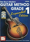 Modern Guitar Method Grade 1 With CD & DVD
