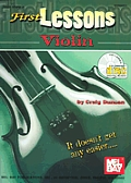 First Lessons Violin with CD (Audio)