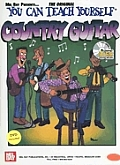 You Can Teach Yourself Country Guitar with CD (Audio) and DVD (You Can Teach Yourself) Cover