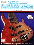 101 Blues Patterns for Bass Guitar