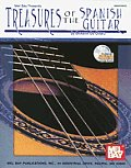 Treasures of the Spanish Guitar [With CD]