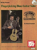 Fingerpicking Blues Guitar Solos [With CD]