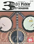 Three Finger Pickin' Banjo Songbook
