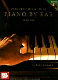 Play Jazz, Blues, Rock Piano by Ear Book Two