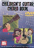 Childrens Guitar Chord Book with DVD