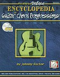 Deluxe Encyclopedia of Guitar Chord Progressions with CD Audio
