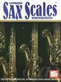 Mel Bay Presents Sax Scales