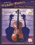 Fiddle Tunes for Two Violas [With CD]