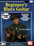 Beginner's Blues Guitar [With 3 CDs]