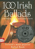 100 Irish Ballads Volume 1: With Words, Music & Guitar Chords