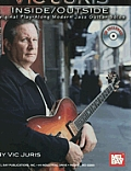 Vic Juris Inside/Outside: Original Play-Along Modern Jazz Guitar Solos [With CD]