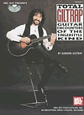 Total Giltrap Guitar Encounters of the Fingerstyle Kind with CD Audio