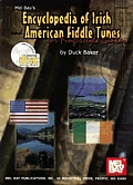 Encyclopedia of Irish and American Fiddle Tunes for Fingerstyle Guitar [With CD]