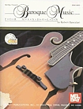 Baroque Music for Mandolin [With CD]
