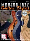 Modern Jazz Guitar Styles with CD Audio