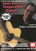Fiddle Tunes for Fingerstyle Guitar [With 3 CDs]