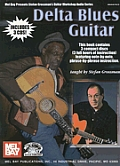 Delta Blues Guitar [With 3 CDs]