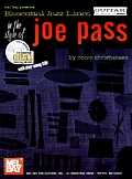 Essential Jazz Lines in the Style of Joe Pass [With CD]