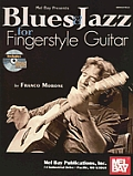 Blues & Jazz for Fingerstyle Guitar [With CD]