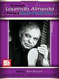 The Complete Laurindo Almeida Anthology of Latin American Guitar Duets