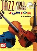 Jazz Viola Wizard Junior, Book 1