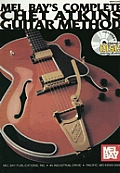 Mel Bays Complete Chet Atkins Guitar Method With CD
