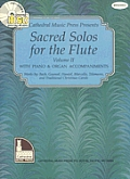 Sacred Solos for the Flute: Volume 2 with CD (Audio)