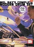 Complete Modern Drum Set