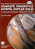 Complete Fingerstyle Gospel Guitar Solo Collection With CD