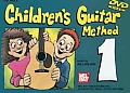 Mel Bays Childrens Guitar Method Volume 1 With CD