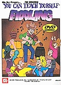 You Can Teach Yourself Fiddling [With DVD]