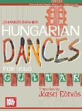 Johannes Brahms: Hungarian Dances for Solo Guitar